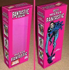 """MEGO 8"""" MR FANTASTIC FANTASTIC FOUR BOX ONLY"""