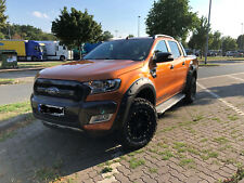 Tuff T01 8x17 6x139,7 Felgen + Reifen BF Goodrich KO2 265/65/17 für Ford Ranger