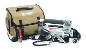 VIAIR 45043 450P Automatic Portable Tire Air Compressor w/ Jump Starter, 12 Volt
