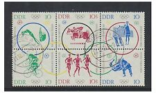 Olympics Used Single German & Colonies Stamps