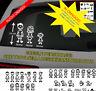 3 adesivi stickers personalizzati vetri auto famiglia nome bambini cane gatto