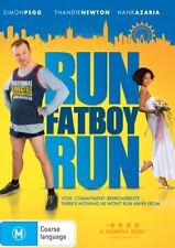 Run Fat Boy Run DVD Simon Pegg Stephen Merchant Thandie Newton David Walliams