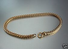 Original Trollbeads * Armband *  585 Gold * 19 cm