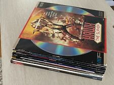 Lot of 10 Laserdiscs Hawk the Slayer Altered States Streets of Fire Navy Seals +
