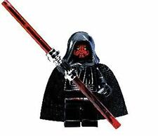 LEGO DARTH VADER MINIFIG w/ LIGHTSABER Star Wars 1st issue sith minifigure sw004