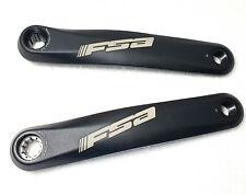 FSA Kurbel 175mm für E-Bike schwarz für Bosch GEN3 Antrieb CK-602