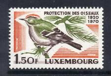 LUXEMBOURG MNH 1970 SG854 50 YEARS OF BIRD PROTECTION