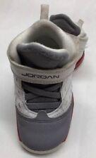 Nike Air Jordan Velocity GRAY WHITE RED 693363 106 Toddler Sz 5 C