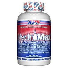 APS Nutrition HydroMax 180tabs Pump Vasodilator Glycerol Vascularity Discounted