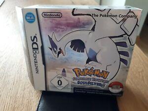 Nintendo Pokemon silberne Edition Soulsilver + Pokewalker