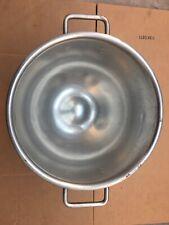 Original Hobart Stainless Steel 30 Quart Bowl For Hobart Mixer Vmlh