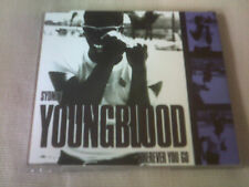 SYDNEY YOUNGBLOOD - WHEREVER YOU GO - 1991 UK CD SINGLE