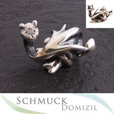 TROLLBEADS Silberbead Glücksdrachen / Lucky Dragon 11507