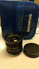 Rainbow H 3.5mm 1:1.6 C-Mount Lens FishEye 16mm TV Movie Camera CCTV