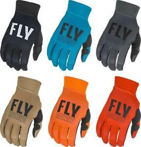 Fly Racing Pro Lite Gloves - MX Motocross Dirt Bike Off-Road ATV MTB Mens Gear
