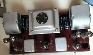ROGERS VINTAGE HI FIDELITY STEREO TUBE AMPLIFIER  MADE IN THE UK🇬🇧