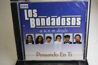 Pensando En TI Los Bondadosos , 2002 ,Music CD (NEW)