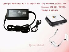 AC Power Adapter For SONY DVDirect VRD-MC1 VRD-MC3 VRD-MC5 VRD-MC6 DVD Recorder