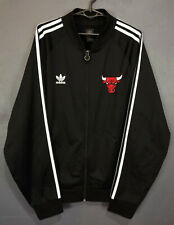 TRACK TOP ADIDAS CHICAGO BULLS 2011 JACKET TRAINING NBA BASKETBALL SIZE L