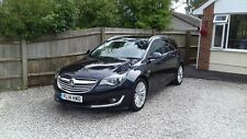 Vauxhall insignia 2.0 CDTI design sports tourer