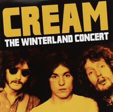 Cream : Winterland Concert 1968 CD (2018) ***NEW***