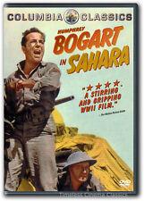 Sahara DVD New Humphrey Bogart, Bruce Bennett, J. Carrol Naish, Lloyd Bridges