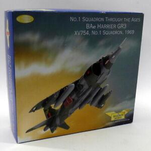 Corgi 1/72 Scale - AA32411 BAe Harrier GR3 XV754 No.1 Sqn 1969