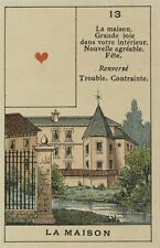 JEU DE TAROT LE PETIT LENORMAND-1875 - ON  DVD
