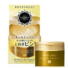 SHISEIDO AQUALABEL ALL IN ONE Special Gel Cream Oil In Facial Moisturizer 50g