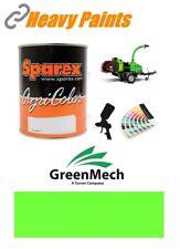 Greenmech Wood Chipper Green Paint High Endurance Enamel Paint 1 Litre Tin