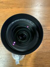 Sony Precision Projection Zoom Lens 1.3X 1:17-2.1