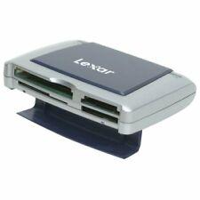 Lexar USB 2.0 SD SDHC SDXC CF MS MSPD XD Multi - Card Reader RW022