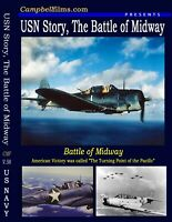 Battle of Midway USNavy Aircraft Carrier Film Stories WW2 News Midway