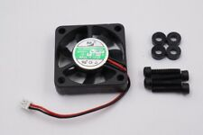 1pc 5V 0.12A 30mmx30mmx10mm 3010 DC Brushless Fan 2 pin 2.0 Connector US
