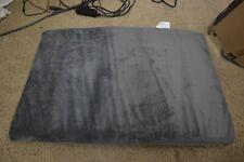 BarkBox Memory Foam Platform Dog Bed Plush Mattress #6245