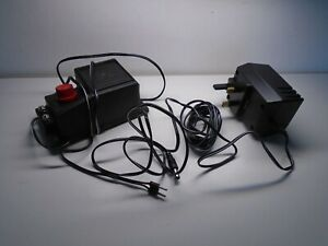 HORNBY TRAIN CONTROLLER  & POWER PLUG