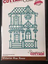 Cottage Cutz Victorian Row House (Elites) CCE-260 metal die