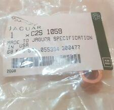 Genuine Jaguar X-Type 2.0 Litre Petrol/Diesel Copper Exhaust Nut - C2S1059