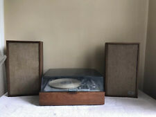 New listing Klh model 24 with original speakers and hinged dust cover.