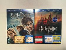 Harry Potter and the Deathly Hallows: Part 1/Part 2 (Blu-ray Disc Set)
