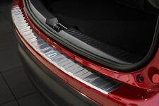 Edelstahl Ladekantenschutz mit Abkantung für Mazda CX-5 2012-2017