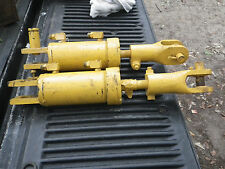 2 Heavy-Duty Hydraulic Cylinders 25B5 S & 25D5 S