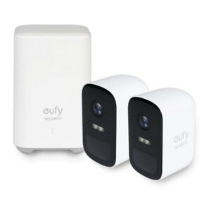 Brand New Sealed Eufy 2C 2 Camera Full HD Security Camera , Indoor Outdoor