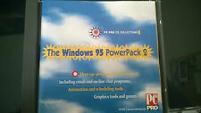 Windows 95 Power Pack 2 desde PC Pro-utilidades & programas-Shareware & prueba