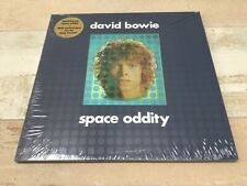 DAVID BOWIE  Space Oddity 2019 Visconti Mix 50th Anniversary Black Vinyl LP  new