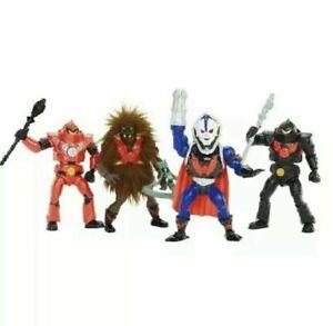 2021 Power-Con Masters of the Universe Origins Evil Horde SET OF 4 Figures MOTU
