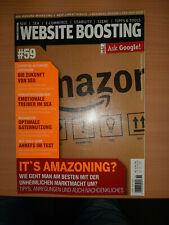 Website Boosting #59 ungelesen