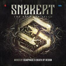 SNAKEPIT-THE NEED FOR SPEED  2 CD NEU