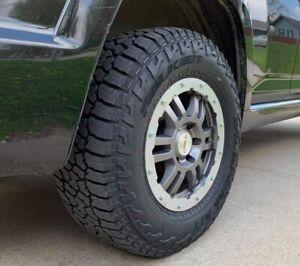 "RR3 Rock Rings for 17"" Toyota TRD ""Beadlock"" Wheels, FJ, 4Runner, Tacoma, Tundra"
