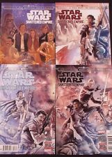 Star Wars Shattered Empire #s 1 2 3 4 set!  ALL 4 issues!  1st print! NM!